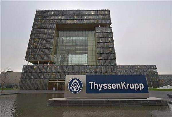 thyssenkrupp-headquater