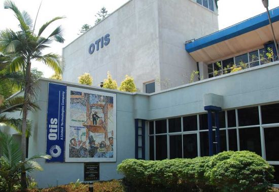 Otis-Bangalore-Factory